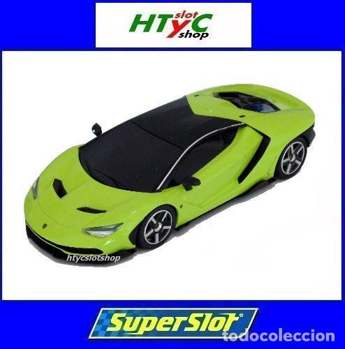 Superslot Lamborghini Centenario Green Scalextr Kaufen Slot Cars