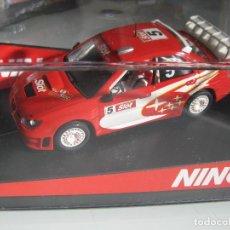 Slot Cars: 50434 - SUBARU WRC Nº5 EDICION ESPECIAL MAS SLOT DE NINCO. Lote 150664164