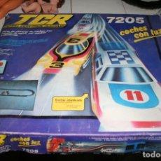 Slot Cars: CIRCUITO TCR DE LA MARCA MODEL-IBER. Lote 135777806