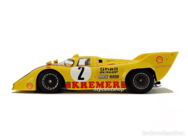 Slot Cars: LE MANS MINIATURES PORSCHE 917K #2 1000 KM BRANDS HATCH 1981 WOLLEK / PESCAROLO 132081/2 - Foto 6 - 135865282
