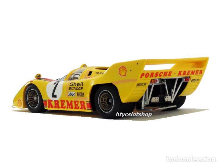 Slot Cars: LE MANS MINIATURES PORSCHE 917K #2 1000 KM BRANDS HATCH 1981 WOLLEK / PESCAROLO 132081/2 - Foto 7 - 135865282