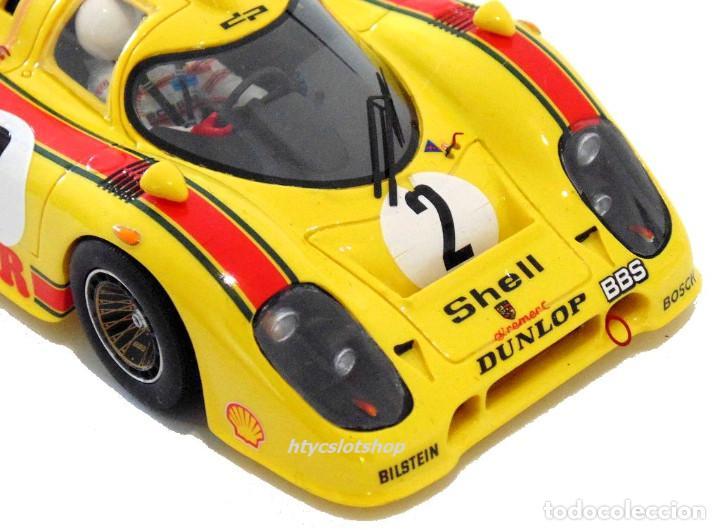 Slot Cars: LE MANS MINIATURES PORSCHE 917K #2 1000 KM BRANDS HATCH 1981 WOLLEK / PESCAROLO 132081/2 - Foto 8 - 135865282