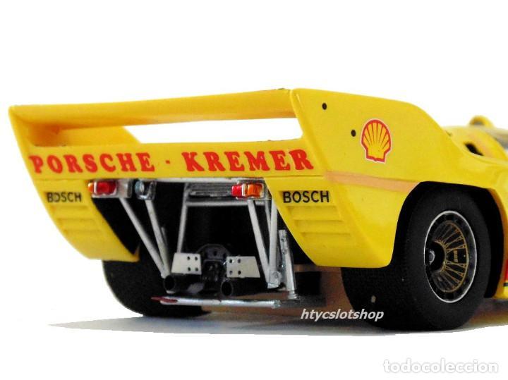 Slot Cars: LE MANS MINIATURES PORSCHE 917K #2 1000 KM BRANDS HATCH 1981 WOLLEK / PESCAROLO 132081/2 - Foto 9 - 135865282