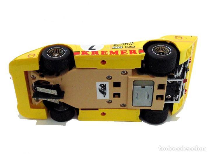 Slot Cars: LE MANS MINIATURES PORSCHE 917K #2 1000 KM BRANDS HATCH 1981 WOLLEK / PESCAROLO 132081/2 - Foto 10 - 135865282