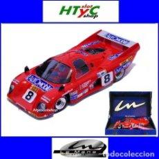 Slot Cars: LE MANS MINIATURES RONDEAU M379 CL #8 24 HS LE MANS 1981 SCHLESSER / STREIFF / HARAN 132051/8M. Lote 135871782