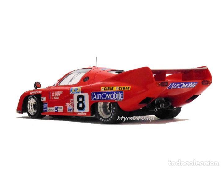 Slot Cars: LE MANS MINIATURES RONDEAU M379 CL #8 24 HS LE MANS 1981 SCHLESSER / STREIFF / HARAN 132051/8M - Foto 7 - 135871782