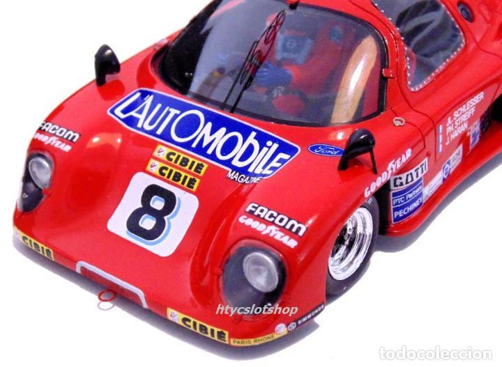 Slot Cars: LE MANS MINIATURES RONDEAU M379 CL #8 24 HS LE MANS 1981 SCHLESSER / STREIFF / HARAN 132051/8M - Foto 8 - 135871782