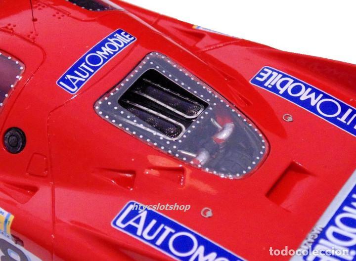 Slot Cars: LE MANS MINIATURES RONDEAU M379 CL #8 24 HS LE MANS 1981 SCHLESSER / STREIFF / HARAN 132051/8M - Foto 10 - 135871782