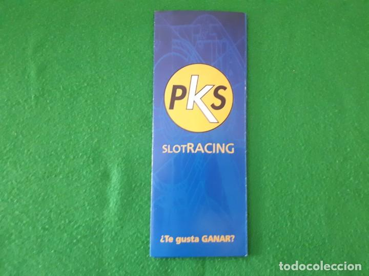 Slot Cars: Flyers / Folleto A4 Hobby Slot Racing - Foto 3 - 136197186