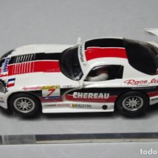 Slot Cars: RESERVADO SCALEXTRIC FLY VIPER GTS-R CHEREAU. Lote 136815338