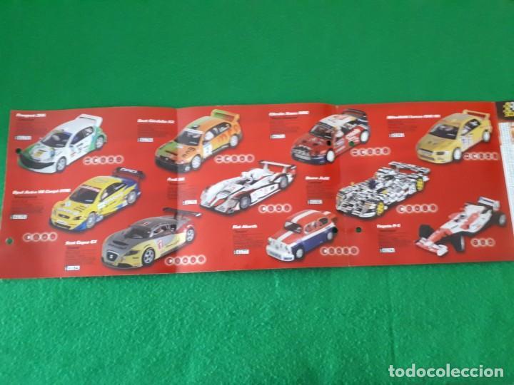 Slot Cars: Folleto Scalextric Novedades Mayo 2005 - Foto 3 - 137326046