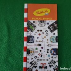 Slot Cars: FOLLETO / FLYER SLOT.IT RACING. Lote 137872282