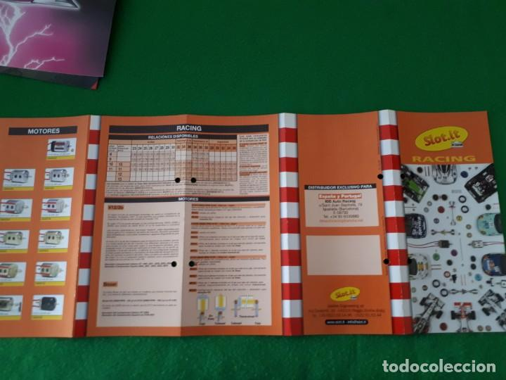 Slot Cars: Folleto / Flyer Slot.it Racing - Foto 2 - 137872282