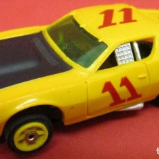 Slot Cars: DODGE CHARGER STOCK CAR COCHE SLOT G-PLUS AURORA AFX TIPO TCR. Lote 137937838