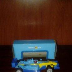Slot Cars: COCHE RENAULT F1 TEAM FERNANDO ALONSO - PERFECTO ESTADO - EN SU CAJA ORIGINAL. Lote 138078422