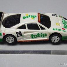 "Slot Cars: SCALEXTRIC FERRARI F40 ""TOTIP"" . Lote 139320022"