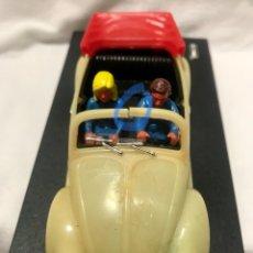 Slot Cars: PINK KAR - VOLKSWAGEN ESCARABAJO CABRIO- PRUEBA DE MOLDE.. Lote 139770232