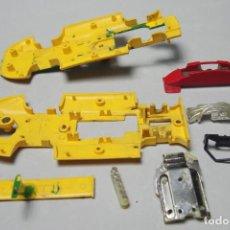 Slot Cars: EXIN SCALEXTRIC DESGUACE SIGMA AMARILLO. Lote 140053230