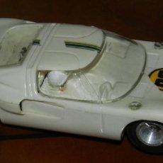 Slot Cars: COCHE FORD GT DE STROMBECKER PAYÁ. AÑOS 70, TAL COMO SE VE EN LAS FOTOGRAFIAS PUESTAS.. Lote 140310102
