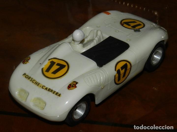 Slot Cars: COCHE PORSCHE de Strombecker Payá. AÑOS 70, TAL COMO SE VE EN LAS FOTOGRAFIAS PUESTAS. - Foto 2 - 140310238