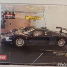 Slot Cars: COCHE SLOT MASERATI MC 12, MARCA CARRERA. Lote 140382166