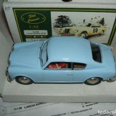 Slot Cars: LANCIA AURELIA B20 DE SLOT CLASSIC VERSION RTR REF.-CJ-26. Lote 140483938