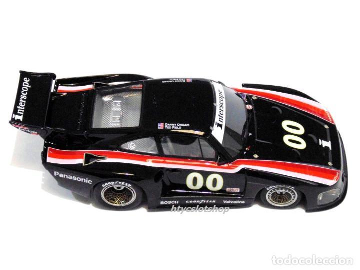 Slot Cars: RACER PORSCHE 935 K3 #00 3º MOSPORT 6 HS 1980 INTERSCOPE FIELD / ONGAIS RCR45 - Foto 3 - 140873734