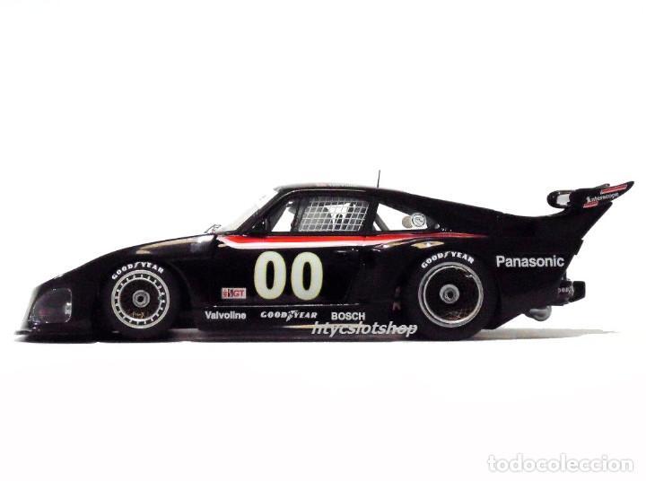 Slot Cars: RACER PORSCHE 935 K3 #00 3º MOSPORT 6 HS 1980 INTERSCOPE FIELD / ONGAIS RCR45 - Foto 6 - 140873734