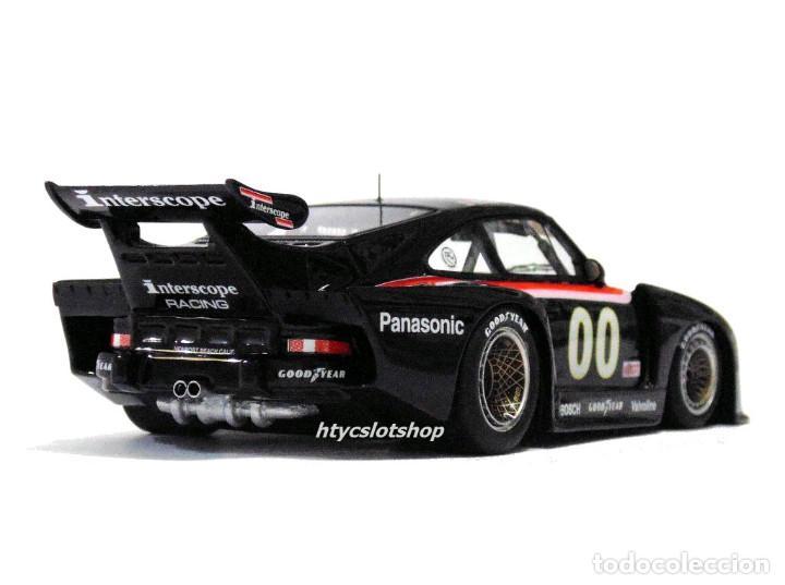 Slot Cars: RACER PORSCHE 935 K3 #00 3º MOSPORT 6 HS 1980 INTERSCOPE FIELD / ONGAIS RCR45 - Foto 7 - 140873734