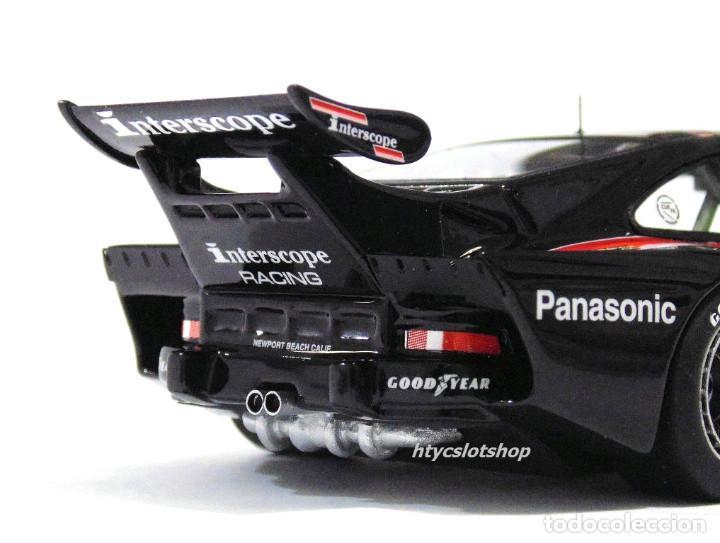 Slot Cars: RACER PORSCHE 935 K3 #00 3º MOSPORT 6 HS 1980 INTERSCOPE FIELD / ONGAIS RCR45 - Foto 10 - 140873734