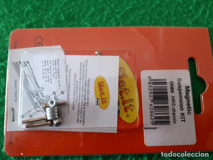 Slot Cars: Kit Supension Magnetica – Slot.it – ref CH09 - Foto 3 - 141218674