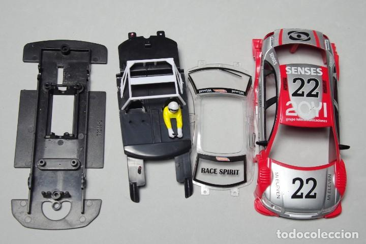 Slot Cars: SCALEXTRIC SUPERSLOT AUDI A4 DTM - Foto 1 - 141228762