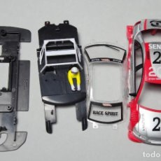 Slot Cars: SCALEXTRIC SUPERSLOT AUDI A4 DTM. Lote 141228762