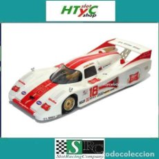 Slot Cars: SRC 520 PIECES LOLA T600 #18 WINNER LAGUNA SECA 1982 JOHN PAUL JR GREAT TRADITION 01712. Lote 141654354