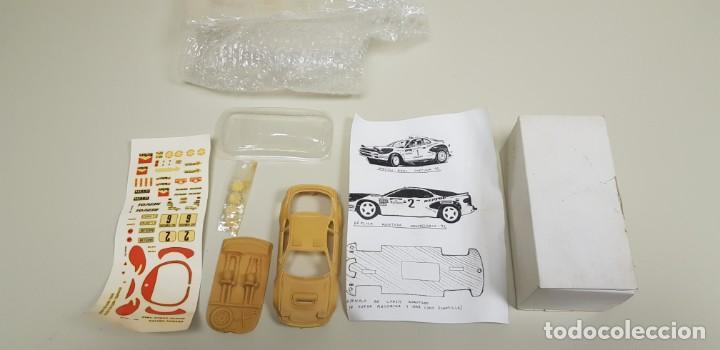J4- TOYOTA CELICA MINI REPLICAS SLOT CAR KIT MONTAJE NUEVO (Juguetes - Slot Cars - Magic Cars y Otros)