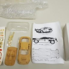 Slot Cars: J4- TOYOTA CELICA MINI REPLICAS SLOT CAR KIT MONTAJE NUEVO. Lote 141935886