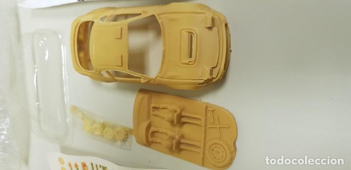 Slot Cars: J4- TOYOTA CELICA MINI REPLICAS SLOT CAR KIT MONTAJE NUEVO - Foto 2 - 141935886