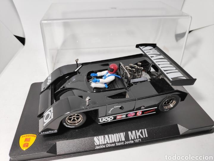 VANQUISH MG SHADOW MKII JACKIE OLIVER (Juguetes - Slot Cars - Magic Cars y Otros)