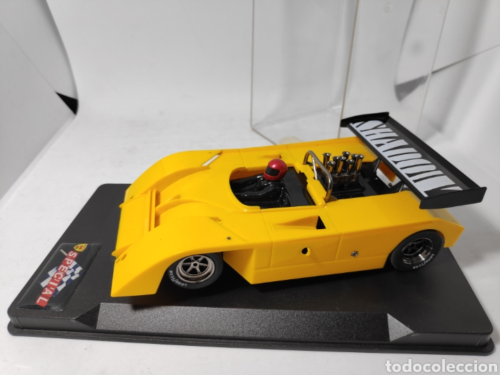 SHADOW VANQUISH MG EDICIÓN ESPECIAL (Juguetes - Slot Cars - Magic Cars y Otros)
