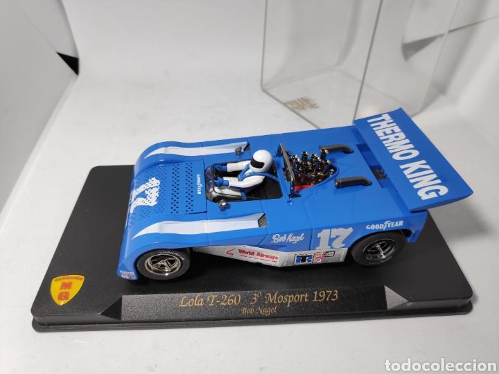 VANQUISH MG LOLA T260 3° MOSPORT 1973 (Juguetes - Slot Cars - Magic Cars y Otros)