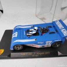 Slot Cars: VANQUISH MG LOLA T260 3° MOSPORT 1973. Lote 142577364