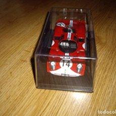Slot Cars: FERRARI 512S CODAS LUNGA TEST LE MANS 1970 JO BONNIER-REINE WISSEL. Lote 142798218