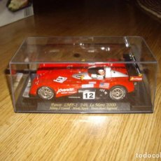 Slot Cars: PANOZ LMP-1 24H LEMANS 2000 J. O´CONNELL-H. KATOH-PH. RAPHANAE. Lote 142798358