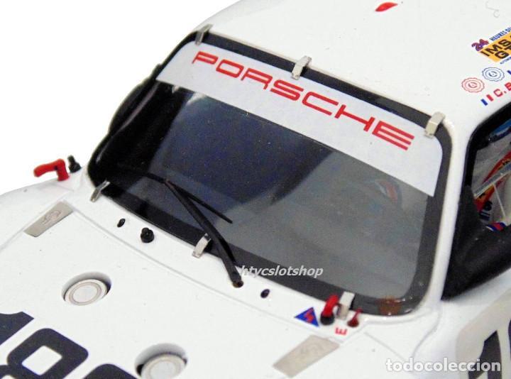 Slot Cars: LE MANS MINIATURES PORSCHE 961 #180 24 HS LE MANS 1986 BALLOT-LENA / METGE 132066M - Foto 9 - 142821574