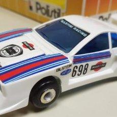 Slot Cars: J10- LANCIA BETA MONTECARLO RALLYE POLISTIL A-124 SLOT CAR. Lote 142825534