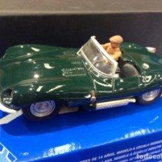 Slot Cars: JAGUAR XKSS MARCA MMK. Lote 143128562