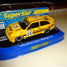 Slot Cars: SUPERSLOT. FORD SIERRA RS500. TOOHEYS 1000 1998. REF. H3868. Lote 143191062
