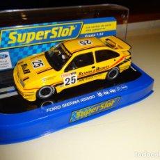 Slot Cars: SUPERSLOT. FORD SIERRA RS500. TOOHEYS 1000 1998. REF. H3868. Lote 143191062