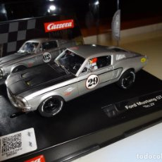 Slot Cars: CARRERA. FORD MUSTANG GT. REF. 27554. Lote 143191542