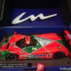 Slot Cars: LE MANS MINIATURES MAZDA MX-R01 LE MANS 1992. Lote 143397214